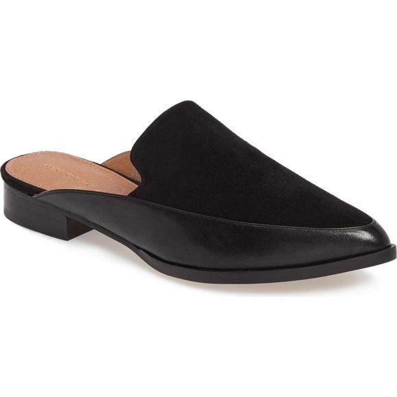 edcf04c973c Halogen Shoes - Halogen Corbin Mule in Black